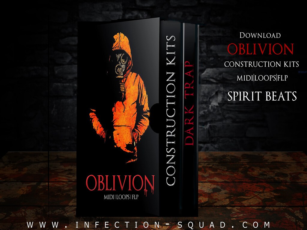 Oblivion Dark Trap Construction Kits - Sonic Sound Supply - drum kits, construction kits, vst, loops and samples, free producer kits, producer sounds, make beats