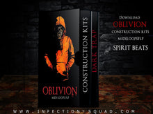 Load image into Gallery viewer, Oblivion Dark Trap Construction Kits - Sonic Sound Supply - drum kits, construction kits, vst, loops and samples, free producer kits, producer sounds, make beats