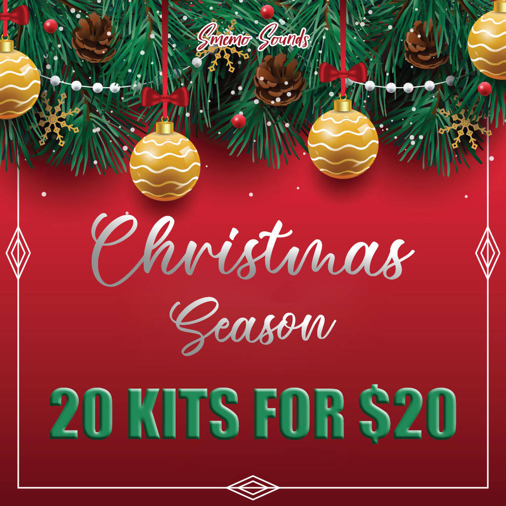 CHRISTMAS SEASON (20 KITS FOR $20)