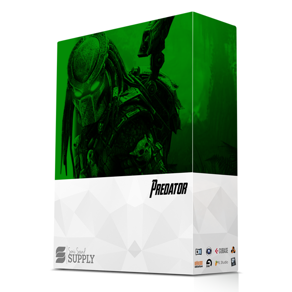 PREDATOR KIT - Sonic Sound Supply - drum kits, construction kits, vst, loops and samples, free producer kits, producer sounds, make beats