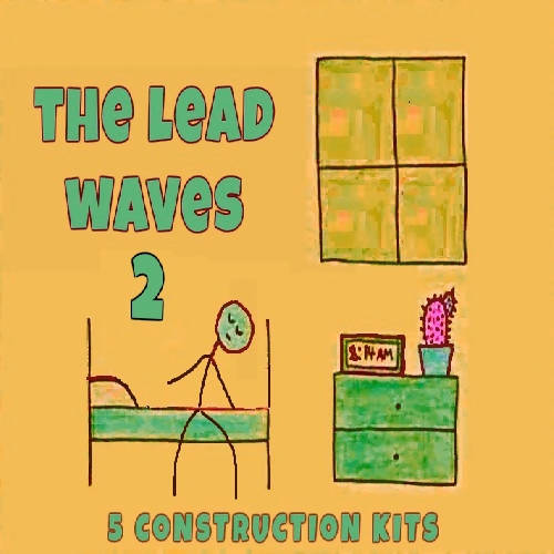 THE LEAD WAVES 2 ( 5 CONSTRUCTION KITS )