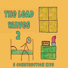 Load image into Gallery viewer, THE LEAD WAVES 2 ( 5 CONSTRUCTION KITS )