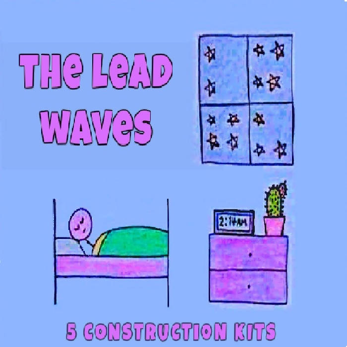 THE LEAD WAVES ( 5 CONSTRUCTION KITS )