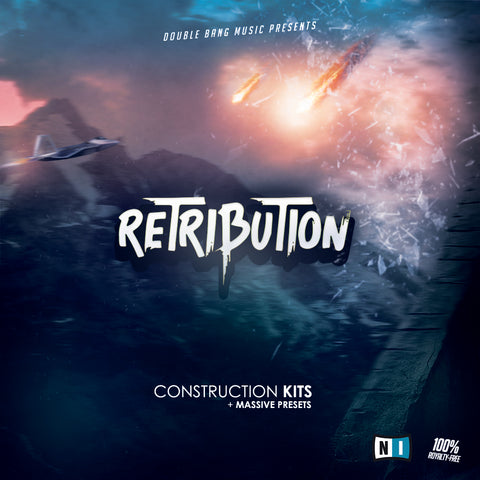 Retribution - Sonic Sound Supply - drum kits, construction kits, vst, loops and samples, free producer kits, producer sounds, make beats