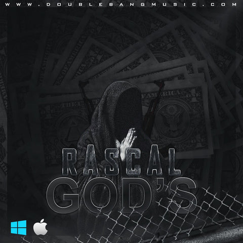 Rascal Gods + Bonus - Sonic Sound Supply - drum kits, construction kits, vst, loops and samples, free producer kits, producer sounds, make beats