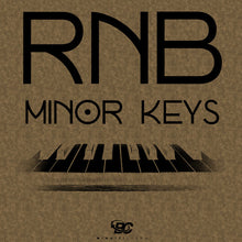 Load image into Gallery viewer, RnB Minor Keys - Sonic Sound Supply - drum kits, construction kits, vst, loops and samples, free producer kits, producer sounds, make beats