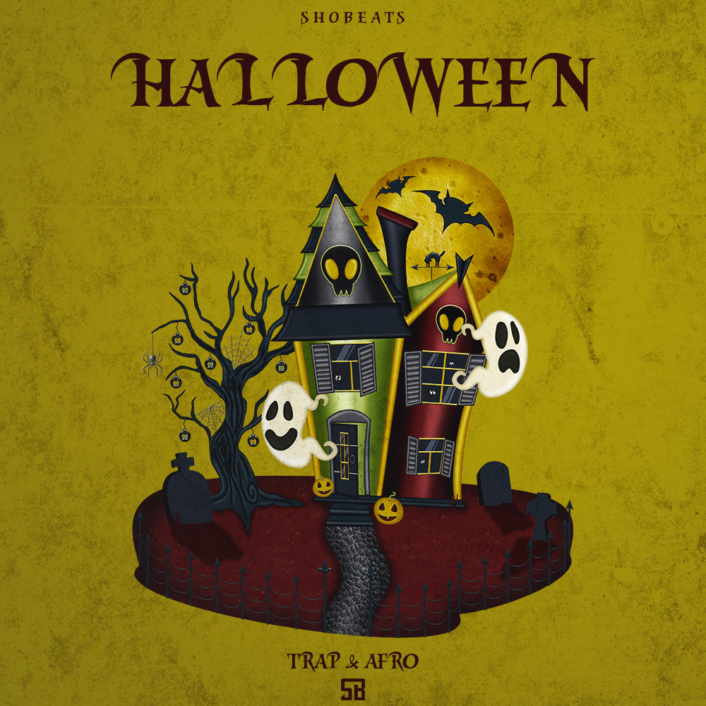 HALLOWEEN - Sonic Sound Supply - drum kits, construction kits, vst, loops and samples, free producer kits, producer sounds, make beats