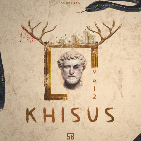 KHISUS .Vol 2 - Sonic Sound Supply - drum kits, construction kits, vst, loops and samples, free producer kits, producer sounds, make beats