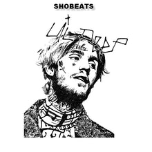 Load image into Gallery viewer, LIL PEEP - Sonic Sound Supply - drum kits, construction kits, vst, loops and samples, free producer kits, producer sounds, make beats