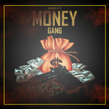 Load image into Gallery viewer, MONEY GANG - Sonic Sound Supply - drum kits, construction kits, vst, loops and samples, free producer kits, producer sounds, make beats
