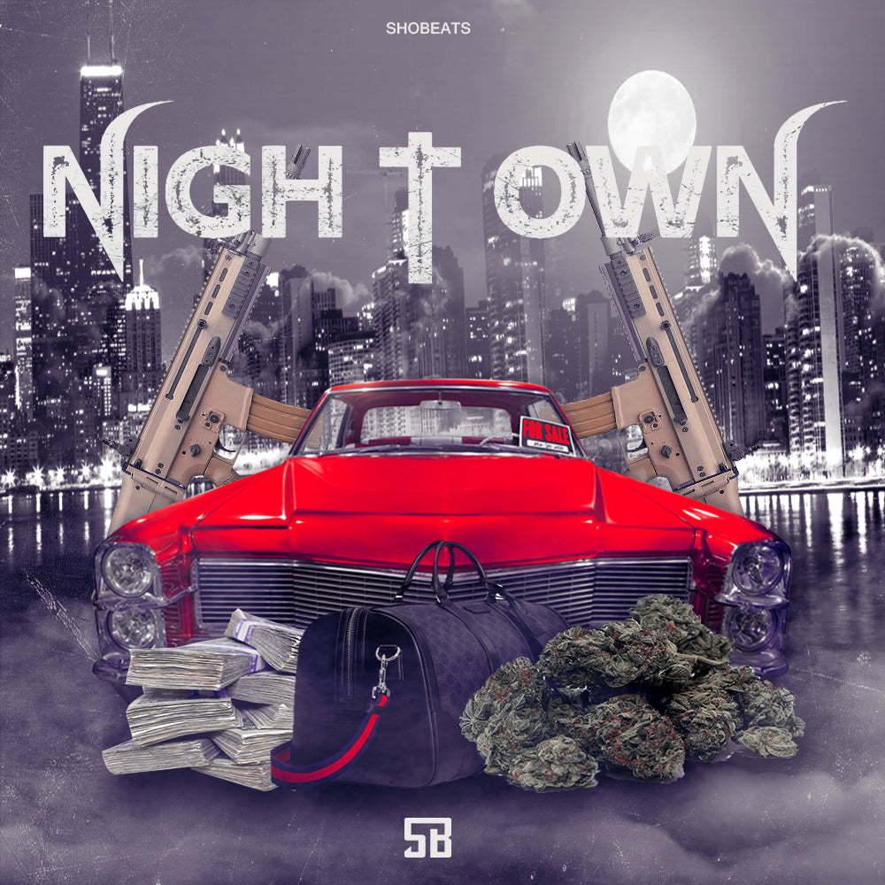 NIGHT TOWN - Sonic Sound Supply - drum kits, construction kits, vst, loops and samples, free producer kits, producer sounds, make beats