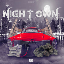 Load image into Gallery viewer, NIGHT TOWN - Sonic Sound Supply - drum kits, construction kits, vst, loops and samples, free producer kits, producer sounds, make beats