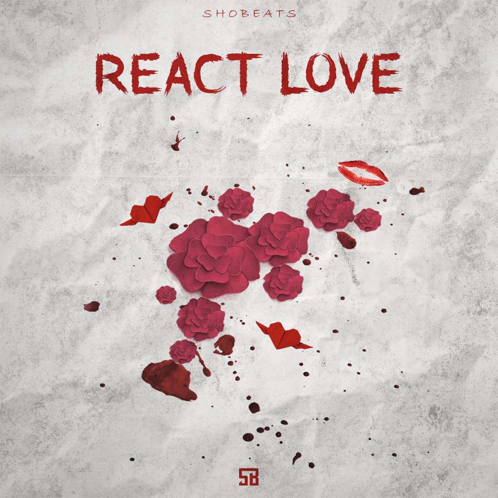 REACT LOVE - Sonic Sound Supply - drum kits, construction kits, vst, loops and samples, free producer kits, producer sounds, make beats
