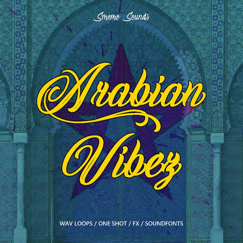 ARABIAN VIBEZ - Sonic Sound Supply - drum kits, construction kits, vst, loops and samples, free producer kits, producer sounds, make beats