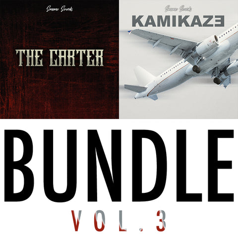 Bundle Vol.3 - Sonic Sound Supply - drum kits, construction kits, vst, loops and samples, free producer kits, producer sounds, make beats
