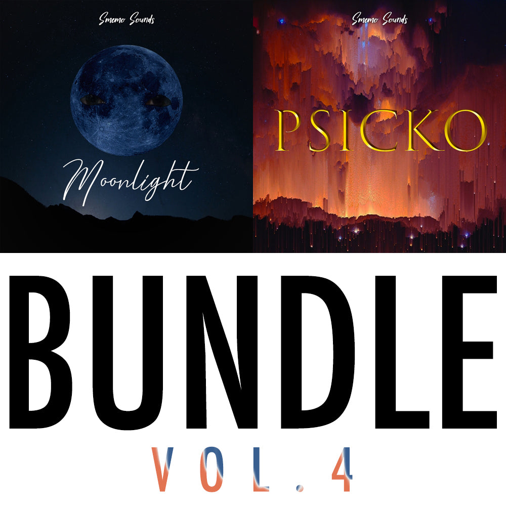 Bundle Vol.4 - Sonic Sound Supply - drum kits, construction kits, vst, loops and samples, free producer kits, producer sounds, make beats