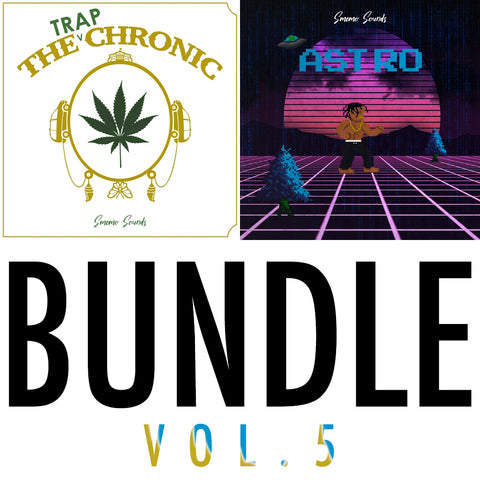 Bundle Vol.5 - Sonic Sound Supply - drum kits, construction kits, vst, loops and samples, free producer kits, producer sounds, make beats