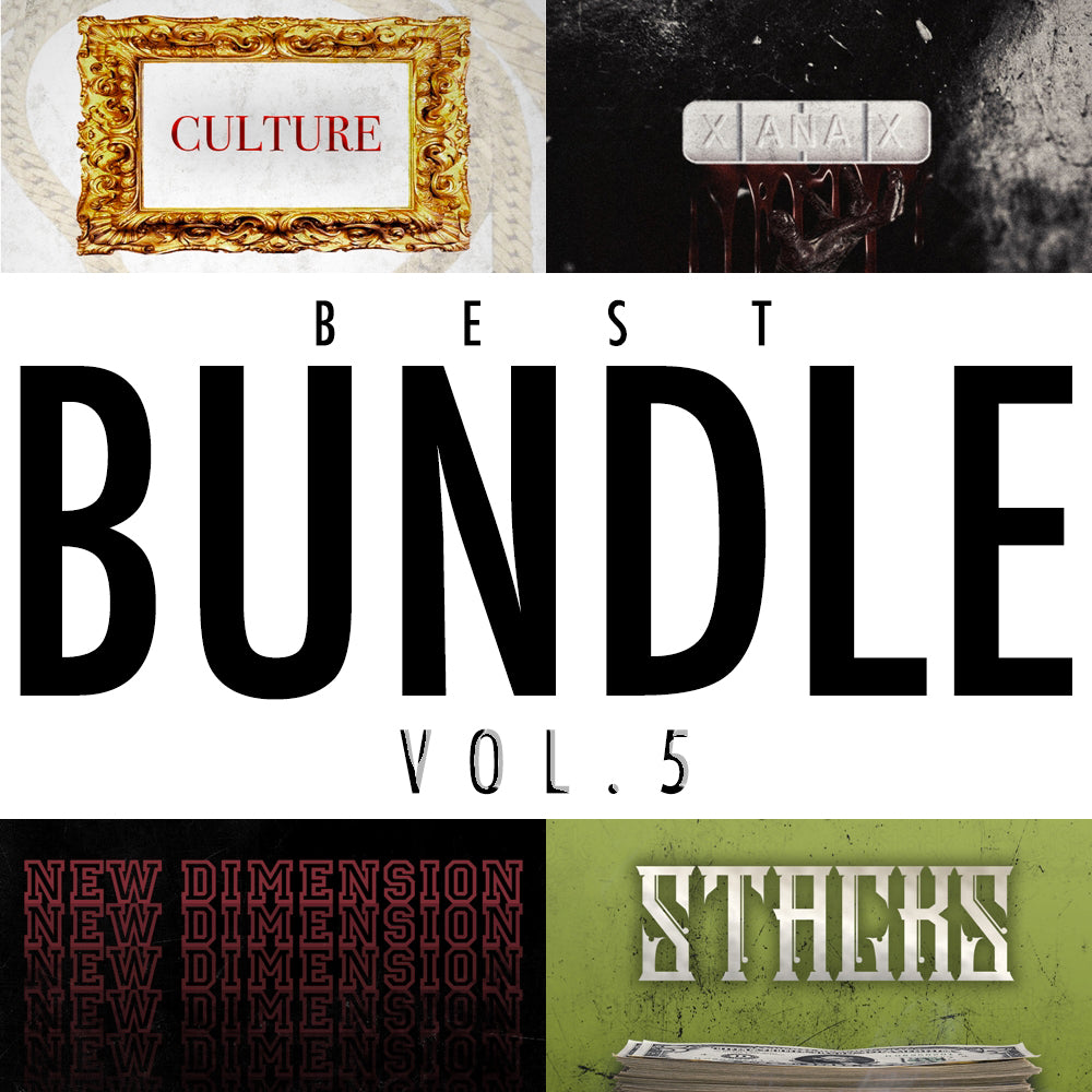 Best Bundle Vol.5 - Sonic Sound Supply - drum kits, construction kits, vst, loops and samples, free producer kits, producer sounds, make beats