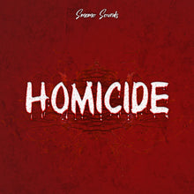 Load image into Gallery viewer, HOMICIDE - Sonic Sound Supply - drum kits, construction kits, vst, loops and samples, free producer kits, producer sounds, make beats