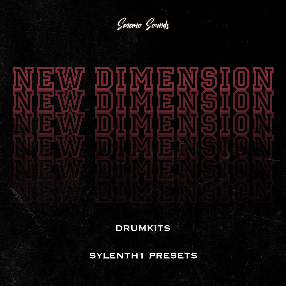 NEW DIMENSION - Sonic Sound Supply - drum kits, construction kits, vst, loops and samples, free producer kits, producer sounds, make beats