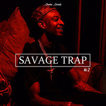 Load image into Gallery viewer, SAVAGE TRAP v2 - Sonic Sound Supply - drum kits, construction kits, vst, loops and samples, free producer kits, producer sounds, make beats