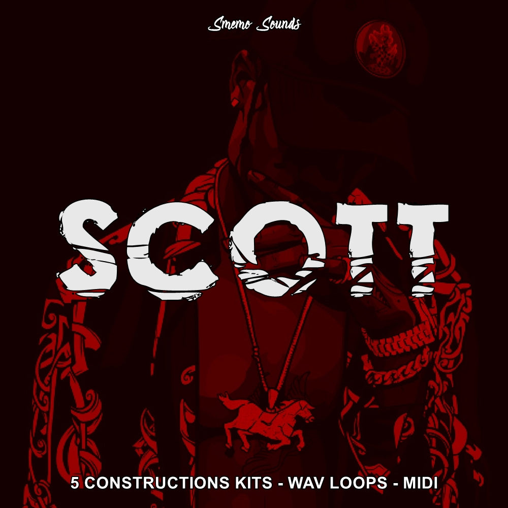 SCOTT - Sonic Sound Supply - drum kits, construction kits, vst, loops and samples, free producer kits, producer sounds, make beats