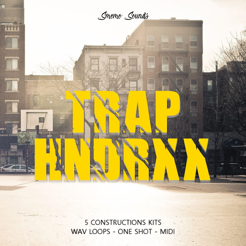 TRAP HNDRXX - Sonic Sound Supply - drum kits, construction kits, vst, loops and samples, free producer kits, producer sounds, make beats