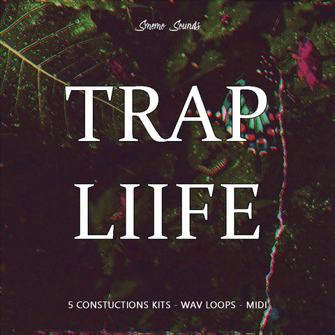TRAP LIIFE - Sonic Sound Supply - drum kits, construction kits, vst, loops and samples, free producer kits, producer sounds, make beats
