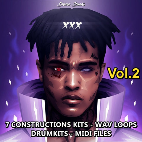 XXX vol.2 - Sonic Sound Supply - drum kits, construction kits, vst, loops and samples, free producer kits, producer sounds, make beats