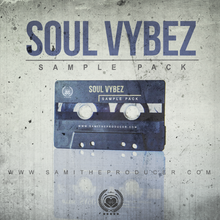 Load image into Gallery viewer, Soul Vybez - Sonic Sound Supply - drum kits, construction kits, vst, loops and samples, free producer kits, producer sounds, make beats