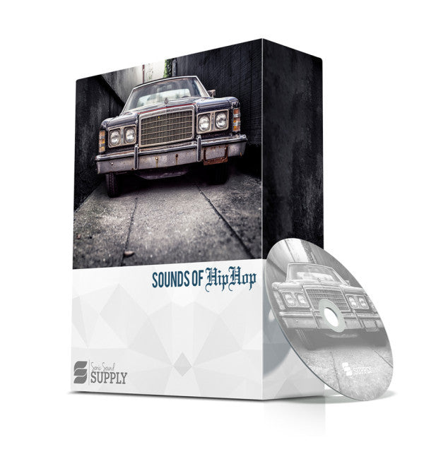 Sounds of Hip Hop - Sonic Sound Supply - drum kits, construction kits, vst, loops and samples, free producer kits, producer sounds, make beats