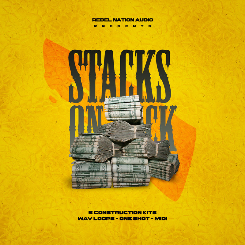 Stacks On Deck - Sonic Sound Supply - drum kits, construction kits, vst, loops and samples, free producer kits, producer sounds, make beats