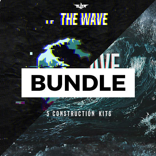 THE WAVE BUNDLE - Sonic Sound Supply - drum kits, construction kits, vst, loops and samples, free producer kits, producer sounds, make beats