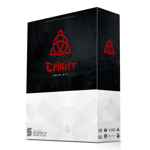 The Trinity Drumkit - Sonic Sound Supply - drum kits, construction kits, vst, loops and samples, free producer kits, producer sounds, make beats