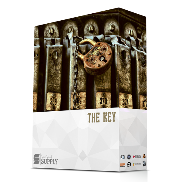 The Key - Sonic Sound Supply - drum kits, construction kits, vst, loops and samples, free producer kits, producer sounds, make beats