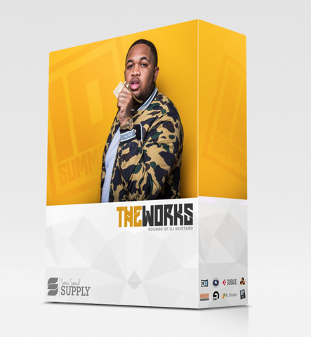 The Works - Sonic Sound Supply - drum kits, construction kits, vst, loops and samples, free producer kits, producer sounds, make beats