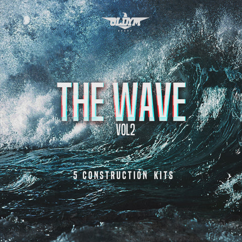 The Wave Vol. 2 - Sonic Sound Supply - drum kits, construction kits, vst, loops and samples, free producer kits, producer sounds, make beats