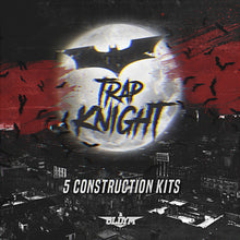 Load image into Gallery viewer, Trap Knight - Sonic Sound Supply - drum kits, construction kits, vst, loops and samples, free producer kits, producer sounds, make beats