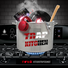 Load image into Gallery viewer, Trap Kitchen - Sonic Sound Supply - drum kits, construction kits, vst, loops and samples, free producer kits, producer sounds, make beats