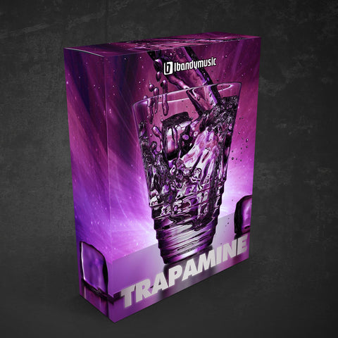 Trapamine 100mg - Sonic Sound Supply - drum kits, construction kits, vst, loops and samples, free producer kits, producer sounds, make beats
