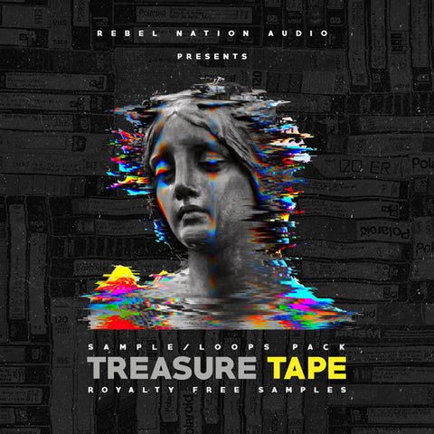 Treasure Tape - Sonic Sound Supply - drum kits, construction kits, vst, loops and samples, free producer kits, producer sounds, make beats