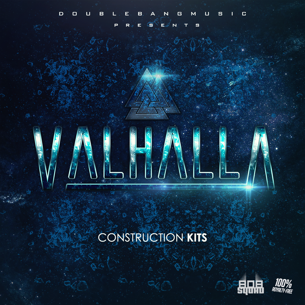Valhalla - Sonic Sound Supply - drum kits, construction kits, vst, loops and samples, free producer kits, producer sounds, make beats