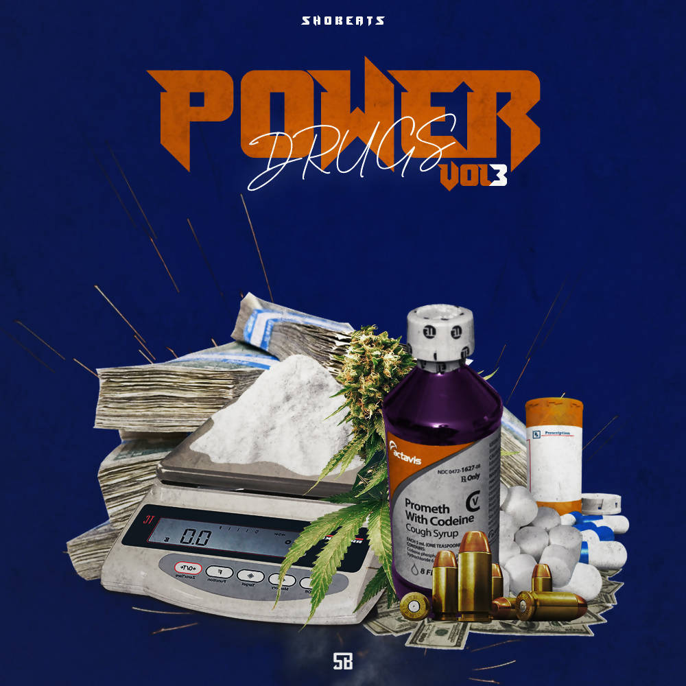 POWER DRUGS .Vol 3