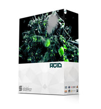 Load image into Gallery viewer, Acid - Sonic Sound Supply - drum kits, construction kits, vst, loops and samples, free producer kits, producer sounds, make beats