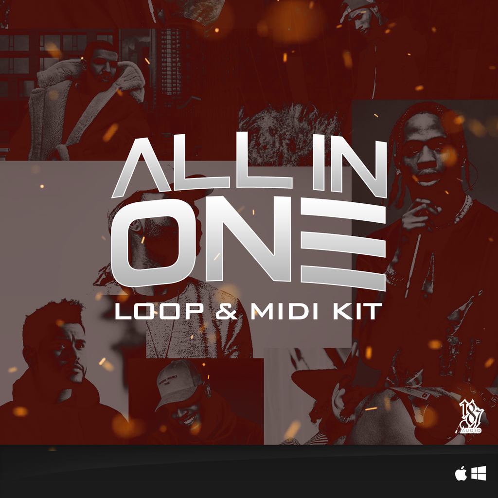 All In One - Sonic Sound Supply - drum kits, construction kits, vst, loops and samples, free producer kits, producer sounds, make beats