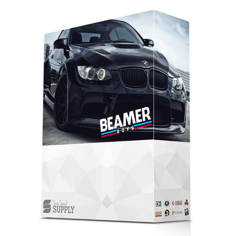 Beamer Boyz - Sonic Sound Supply - drum kits, construction kits, vst, loops and samples, free producer kits, producer sounds, make beats