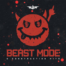 Load image into Gallery viewer, BEAST MODE - Sonic Sound Supply - drum kits, construction kits, vst, loops and samples, free producer kits, producer sounds, make beats