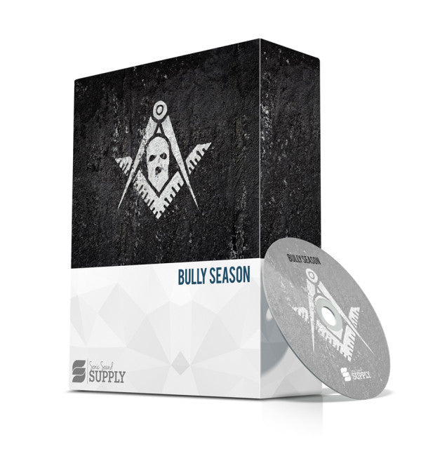 Bully Season - Sonic Sound Supply - drum kits, construction kits, vst, loops and samples, free producer kits, producer sounds, make beats