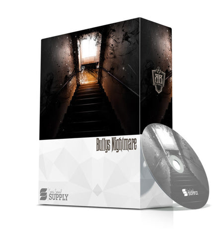 BULLYS NIGHTMARE - Sonic Sound Supply - drum kits, construction kits, vst, loops and samples, free producer kits, producer sounds, make beats