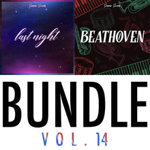 Load image into Gallery viewer, SMEMO SOUNDS - BUNDLE Vol.14 (10 Trap Constructions Kits)